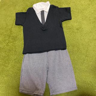 ニシマツヤ(西松屋)の子供用 フォーマル 80(セレモニードレス/スーツ)