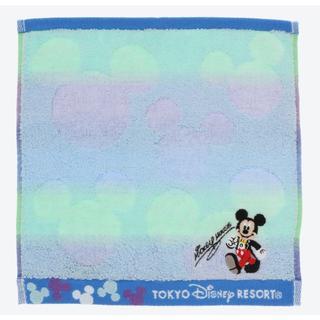 ディズニー(Disney)のミッキー ミニタオル(タオル/バス用品)