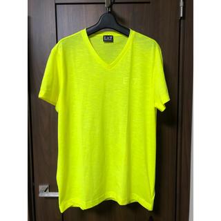 エンポリオアルマーニ(Emporio Armani)のEA7 アルマーニ Tシャツ 新品 未使用 タグ付き(Tシャツ/カットソー(半袖/袖なし))