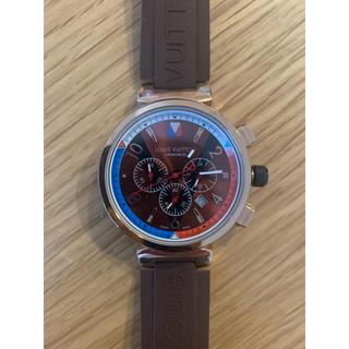 ルイヴィトン(LOUIS VUITTON)の腕時計 メンズ(腕時計(アナログ))