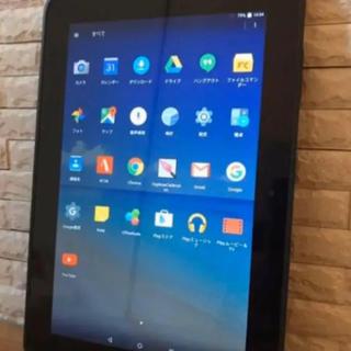 【先着特別価格!】 10.1インチ 日本製 Android タブレット(タブレット)