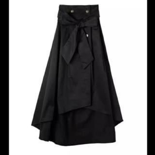 eimy istoire - eimy 未使用 トレンチリボンスカート