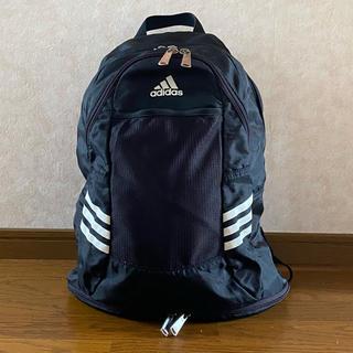 アディダス(adidas)のadidas アディダス リュック バックパック ブラック(バッグパック/リュック)