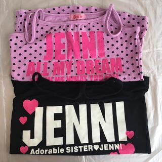 ジェニィ(JENNI)のJENNI ジェニィ キャミソール セット(Tシャツ/カットソー)