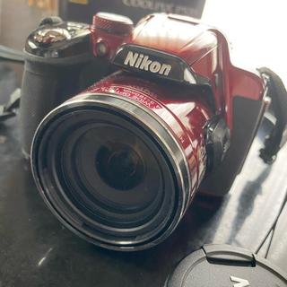 ニコン(Nikon)のニコン デジタルカメラ  Nikon COOLPIX P520(コンパクトデジタルカメラ)