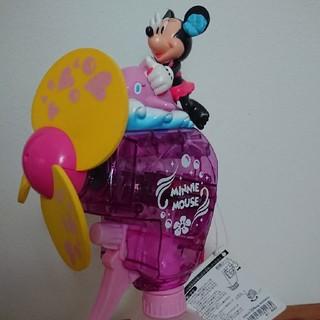 Disney - ディズニー ミスト付きミニ扇風機