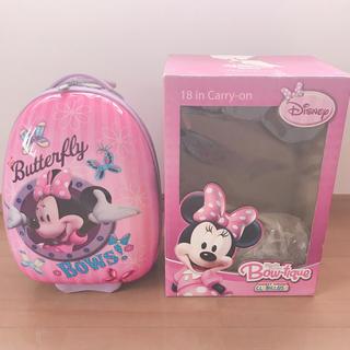 ディズニー(Disney)の子ども用キャリーバッグ(その他)