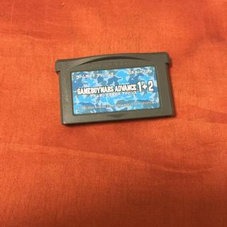 ゲームボーイアドバンス(ゲームボーイアドバンス)のゲームボーイウォーズアドバンス1+2 ゲームボーイアドバンス GBA ソフト(携帯用ゲームソフト)