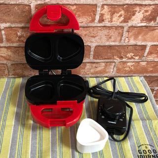 ツインバード(TWINBIRD)のツインバード タイマー付き焼きおにぎり器(調理道具/製菓道具)