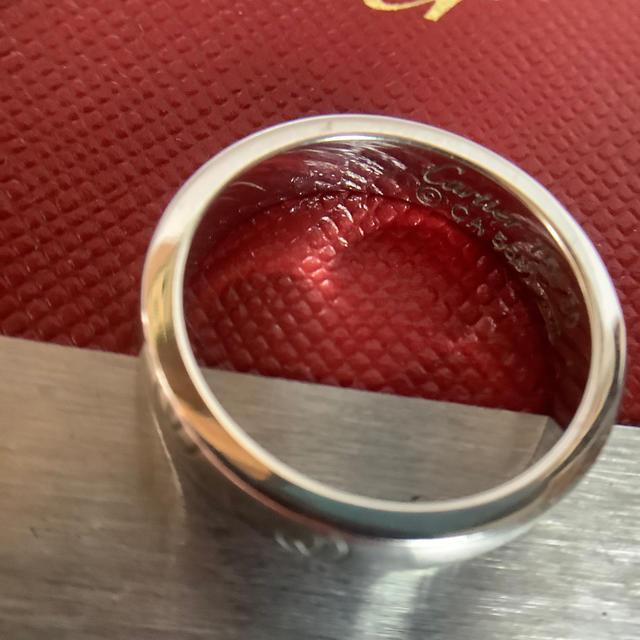 Cartier(カルティエ)のカルティエ ハッピーバースデーリング 10号 レディースのアクセサリー(リング(指輪))の商品写真