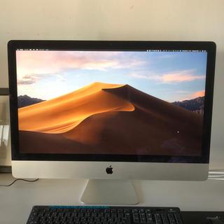 Mac (Apple) - iMac2013late 27 Core i7 3.5GHz 3TB 16G