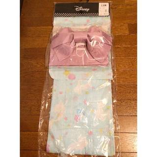 浴衣 Disney アリエル  ブルー (浴衣)
