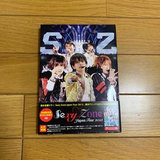 セクシー ゾーン(Sexy Zone)のSexy Zone Japan Tour 2013(初回限定盤DVD) DVD(ミュージック)