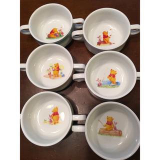 クマノプーサン(くまのプーさん)のプーさん スープカップ セット(食器)