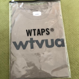 W)taps - WTAPS WTVUA 長袖tシャツ ベージュ  L