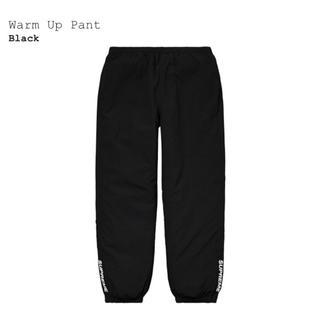 シュプリーム(Supreme)の[ size S ]オンライン購入 Warm Up Pant Black(その他)