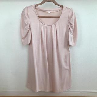 ディーエイチシー(DHC)のDHC チュニック Tシャツ ☆ Mサイズ(Tシャツ(半袖/袖なし))