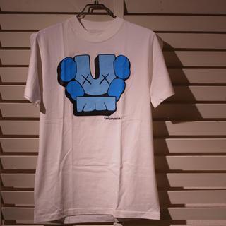 アンダーカバー(UNDERCOVER)のUNDERCOVER アンダーカバー ×KAWS 2001SS Tシャツ 白(Tシャツ/カットソー(半袖/袖なし))