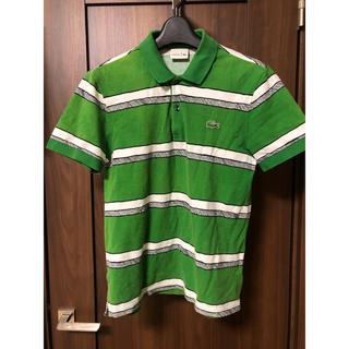 ラコステ(LACOSTE)のラコステ ポロシャツ Tシャツ お洒落 人気(Tシャツ/カットソー(半袖/袖なし))