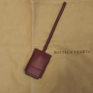 ボッテガヴェネタ(Bottega Veneta)のボッテガ・ヴェネタ カーフ バゲージタグ (ビジネスバッグ)