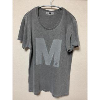 エム(M)のM エム 半袖Tシャツ(Tシャツ/カットソー(半袖/袖なし))