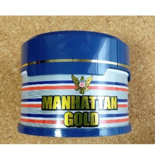 シュアラスター 最高峰ワックス マンハッタン・ゴールド 320g 未使用新品(洗車・リペア用品)