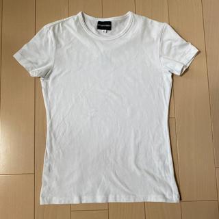 エンポリオアルマーニ(Emporio Armani)の美品☆ARMANI☆Tシャツ(Tシャツ(半袖/袖なし))