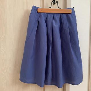 ムジルシリョウヒン(MUJI (無印良品))の無印 スカート 最終値下げ済み(ひざ丈スカート)