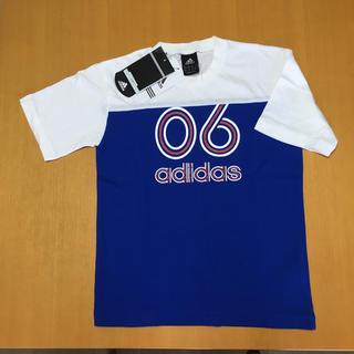 アディダス(adidas)のアディダス子どもTシャツ 新品未使用(Tシャツ/カットソー)
