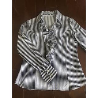 ナラカミーチェ(NARACAMICIE)のナラカミーチェ ストライプシャツ(シャツ/ブラウス(長袖/七分))
