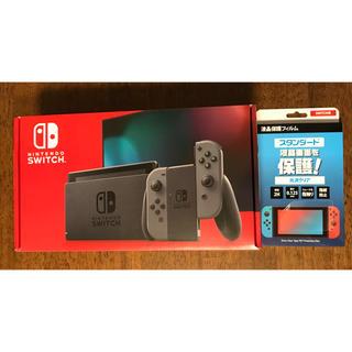 Nintendo Switch - 【新品 未開封】Nintendo Switch 保護シート付き