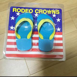 ロデオクラウンズワイドボウル(RODEO CROWNS WIDE BOWL)のロデオクラウンズ ビーチサンダル(サンダル)
