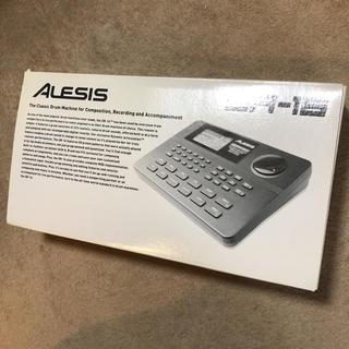 Alesis SR-16 ドラムマシン リズムマシン 美品(その他)