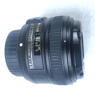 ニコン(Nikon)のNikon 単焦点レンズ  AF-S NIKKOR 50mm f/1.8G(レンズ(単焦点))