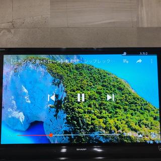アクオス(AQUOS)のSHARP LED AQUOS 40型 2014年製(テレビ)
