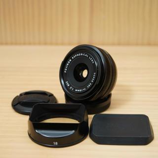 フジフイルム(富士フイルム)のFUJIFILM (フジフイルム) フジノン XF 18mm F2 R(レンズ(単焦点))
