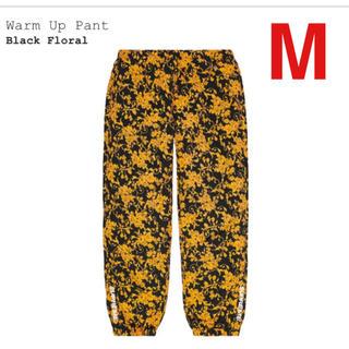 シュプリーム(Supreme)のSupreme Warm Up Pant Black Floral M (その他)
