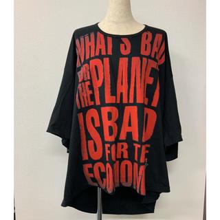 ヴィヴィアンウエストウッド(Vivienne Westwood)のヴィヴィアンウエストウッド♦︎英字♦︎メンズTシャツ♦︎USED②(Tシャツ/カットソー(半袖/袖なし))