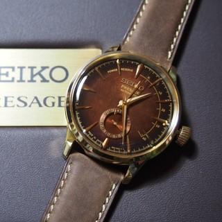 SEIKO - SEIKO 限定モデル SARY136 カクテル プレザージュ 機械式