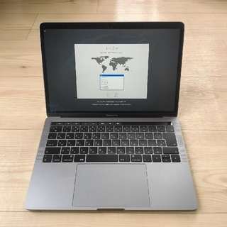 マック(Mac (Apple))のMacBook Pro (13-inch, 2019)(ノートPC)