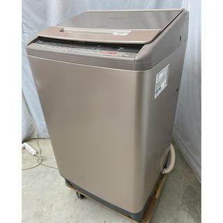 日立 - 2018年製美品 日立全自動洗濯機10Kg ビートウォッシュ BW-V100C