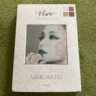 VISEE - 【未使用】安室奈美恵 ヴィセ リシェ アイカラーパレット
