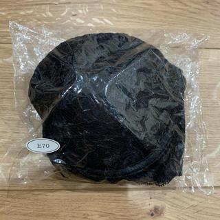 シャルレ - シャルレ パレッティ ブラシャー 黒 E70 新品未使用