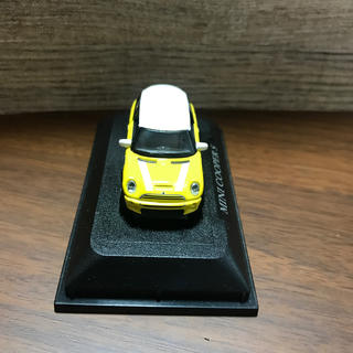 ビーエムダブリュー(BMW)のミニクーパー ミニカー(ミニカー)
