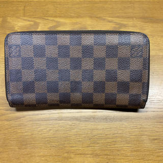 LOUIS VUITTON - ルイヴィトン ダミエ 長財布 ジッピーウォレット LOUIS VUITTON