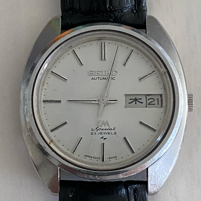 SEIKO(セイコー)のSEIKO LM special 5206-6030 メンズの時計(腕時計(アナログ))の商品写真