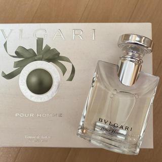 ブルガリ(BVLGARI)のブルガリ プールオム オードトワレ(香水(男性用))