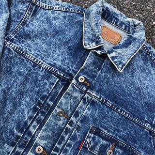 リーバイス(Levi's)の88年 リーバイス 506xx デニムジャケット 日本製 ストーンウォッシュ加工(Gジャン/デニムジャケット)