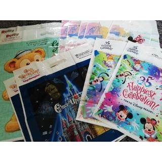 ディズニー(Disney)のディズニー Disney ショッピングバッグ ビニール袋 手さげ袋 袋 おみやげ(ショップ袋)