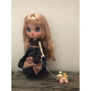 ミディちゃんのおもちゃ☆お花の鳥さん(人形)